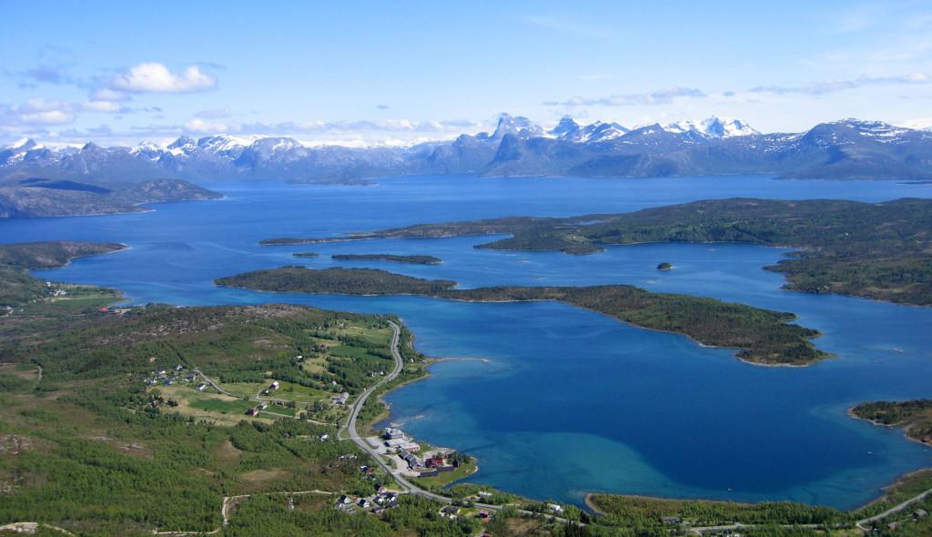 Storjord i Tysfjord